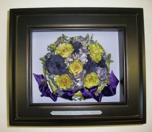 Michelle's Dried Wedding Flowers