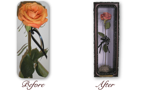 Wedding Bouquet Preservation   Flower Preservation   Dried Floral ...